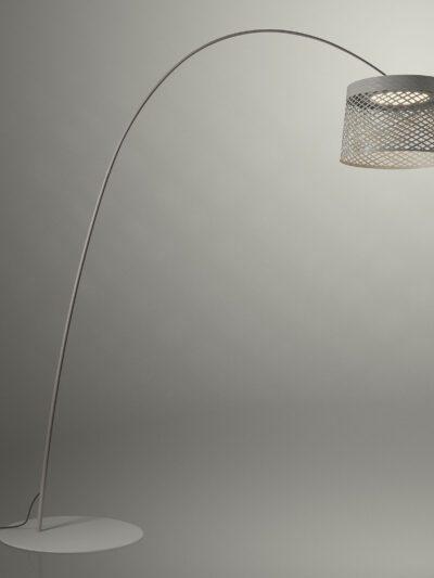 Foscarini Twiggy Grid LED-Bogenleuchte